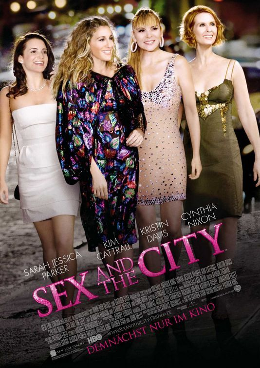 Watch Sex and the City Online Streaming