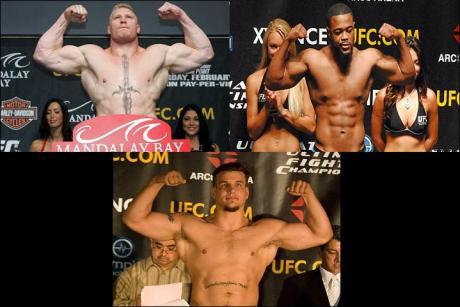 La pelea entre Mir vs. Lesnar 2 serà el 11 de Julio en el UFC 100